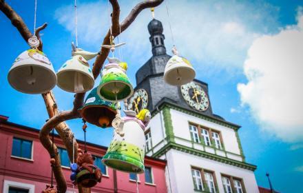 Erfolgreicher Töpfermarkt und verkaufsoffener Sonntag in Rudolstadt