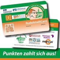 Umtausch der alten RudolstadtCard noch möglich